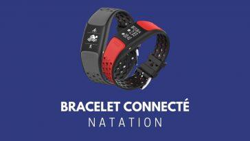 Bracelet connecté natation