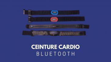 Ceinture cardio Bluetooth