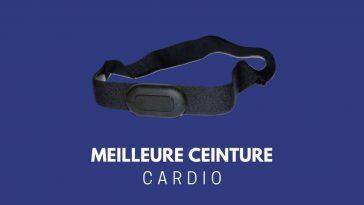 Meilleure ceinture cardio