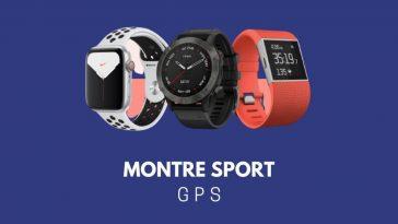 Montre sport GPS