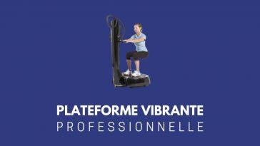 Plateforme vibrante professionnelle