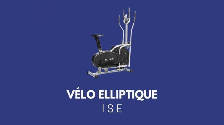 Vélo elliptique ISE