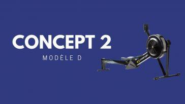 Concept 2 modèle D